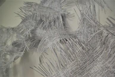 Detail feuilles d'herbes W Whitman